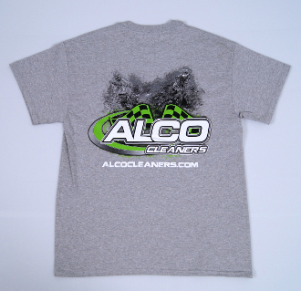 2017 ALCO Logo Shirt Grey